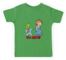 Muppet Babies - Bunsen & Beeker - He Did It! Kids Tee