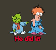 Muppet Babies - Bunsen & Beeker - He Did It! T-Shirt