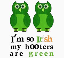 Green Hooters St. Patty's Day Shirt Unisex T-Shirt