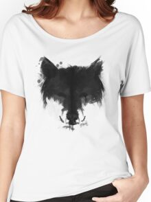 Ink Wolf Women's Relaxed Fit T-Shirt