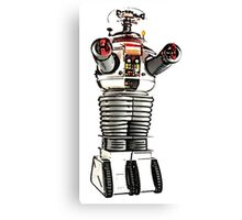 Lost in Space Robot B-9 Canvas Print