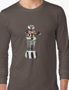 Lost in Space Robot B-9 Long Sleeve T-Shirt