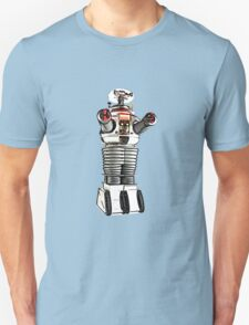 Lost in Space Robot B-9 Unisex T-Shirt