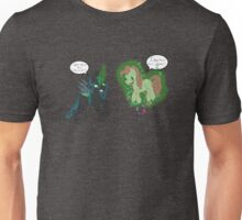 cheeselegs vs pinkie pie Unisex T-Shirt