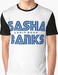 LEGIT BOSS Graphic T-Shirt