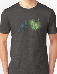 cheeselegs vs pinkie pie without text  Unisex T-Shirt