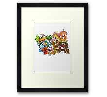 Muppet Babies - Group Framed Print