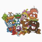Muppet Babies - Group by DGArt