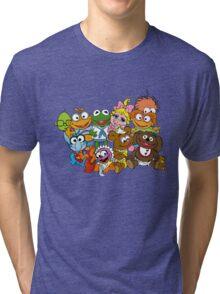 Muppet Babies - Group Tri-blend T-Shirt