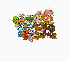 Muppet Babies - Group Men's Baseball ¾ T-Shirt