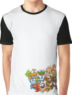 Muppet Babies - Group Graphic T-Shirt