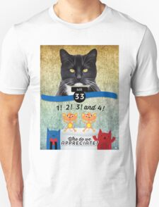 A Special Factor Cat-egorically Appreciated - Mister T-Shirt