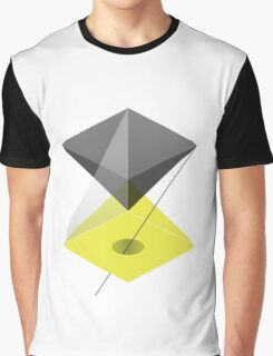 It's a matter of perspective. Graphic T-Shirt