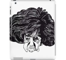 The Woman Whose Head Expanded iPad Case/Skin
