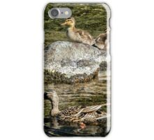 Are We Going Somewhere Ma? iPhone Case/Skin