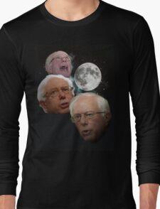 Three Bernie Moon Long Sleeve T-Shirt