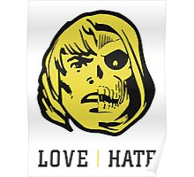 LOVE&HATE Poster