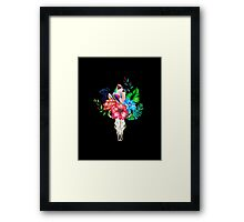 My beautiful cow Framed Print