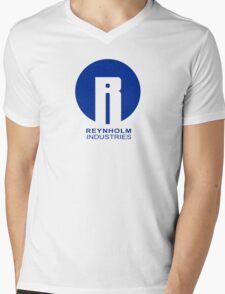 Reynholm Industries Mens V-Neck T-Shirt