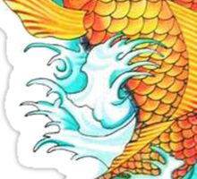 Japan Fish Koi Sticker