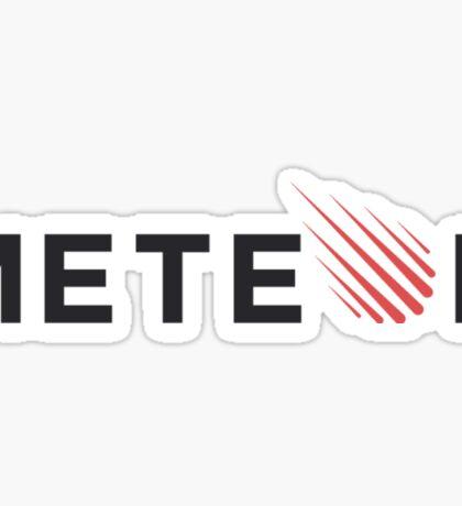 Meteor JS Sticker