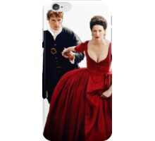 Outlander/Dragonfly in Amber/The Frasers iPhone Case/Skin