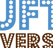 Tufts University Sticker