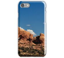Between Two Worlds - Arches National Park iPhone Case/Skin