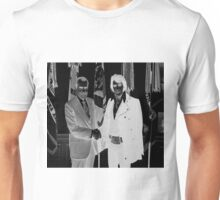 Richard Nixon & Elvis Presley Unisex T-Shirt