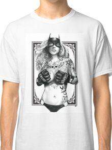 Tattoo Sirens - Batwoman Classic T-Shirt