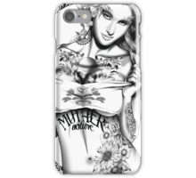 Tattoo Siren - Poison Ivy iPhone Case/Skin
