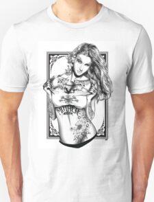 Tattoo Siren - Poison Ivy T-Shirt