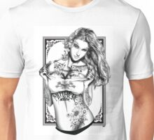 Tattoo Siren - Poison Ivy Unisex T-Shirt
