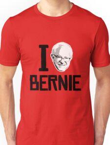 I (Love) Bernie Unisex T-Shirt