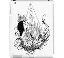 Gratitude - Red Bubble Art Party iPad Case/Skin