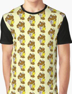 Muppet Babies - Fozzie Bear - Sucking Thumb Graphic T-Shirt