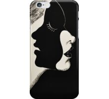 Her Facade iPhone Case/Skin