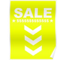 SALE!!! Poster