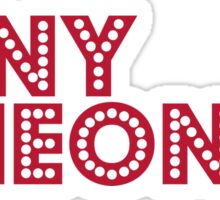 SUNY Oneonta Sticker