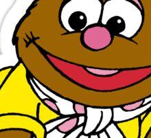 Muppet Babies - Fozzie Bear - Crawling Sticker