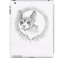 Rex Stippling iPad Case/Skin