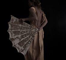 Shadow Gazing 6/7 by Kim-maree Clark