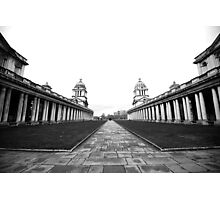 The Old Royal Naval College Photographic Print