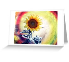 BLOOMING BRIGHT Greeting Card