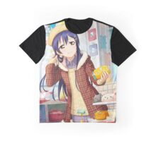 Love Live! School Idol Project - White Day Gift Shopping Graphic T-Shirt