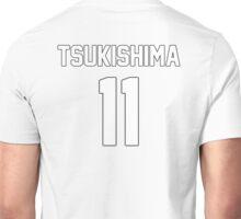 Kei Tsukishima Jersey 11 Unisex T-Shirt