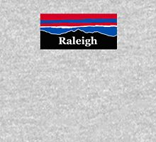 Raleigh Red White and Blue Unisex T-Shirt