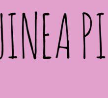 Guniea Pig Love Sticker
