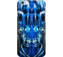 Abyss 1 (mirrored) iPhone Case/Skin