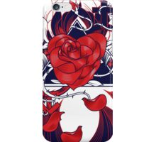Love And Affection iPhone Case/Skin